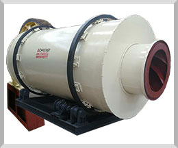 Three cylinder drying machine