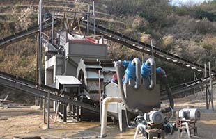 Silica sand washer and dryer plant manufacturer